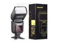 Neewer® VK750 II i-TTL Speedlite Flash with LCD Display for Nikon Brand new £21