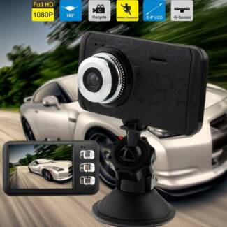 1080P Car DVR Vehicle Camera Video Recorder Dash Cam Night Vision