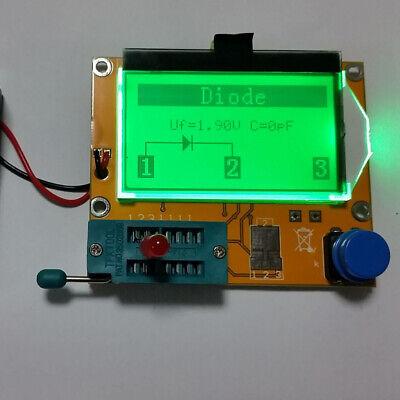 Us Transistor Tester Diode Triode Capacitance Esr Transistor Tester With Shell