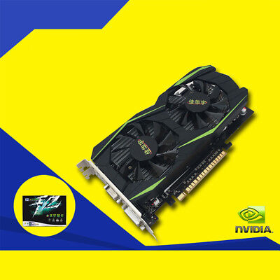 GTX960 Graphics Card 4GB DDR5 128Bit PCI-E 2.0 Gaming Video Card w/ Dual Fan