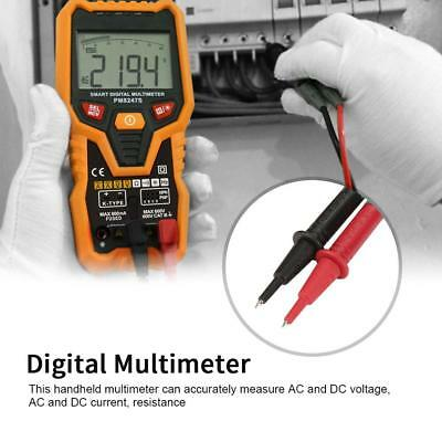 Peakmeter Pm8248s Auto Range Digital Multimeter Resistance Temperature Tester Gs