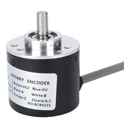 Rotary Encoder 1000pr Incremental Optical Shaft Working Measurement Dc 5-24v Us