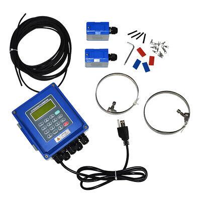 Dn50dn700mm Tuf-2000b Ultrasonic Flow Meter Portable Flowmeter Tm-1 Ip67