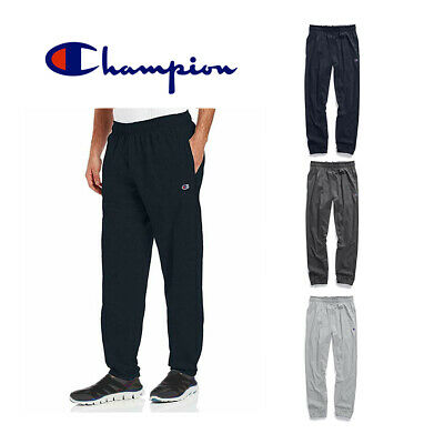 Champion Men's P7310 Closed Bottom Light Weight Gym Athletic Jogger Sweatpants Activewear