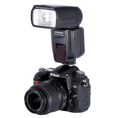 NW982II iTLL *High Speed Sync* LCD Display Speedlite Flash for Nikon DSLR Camera