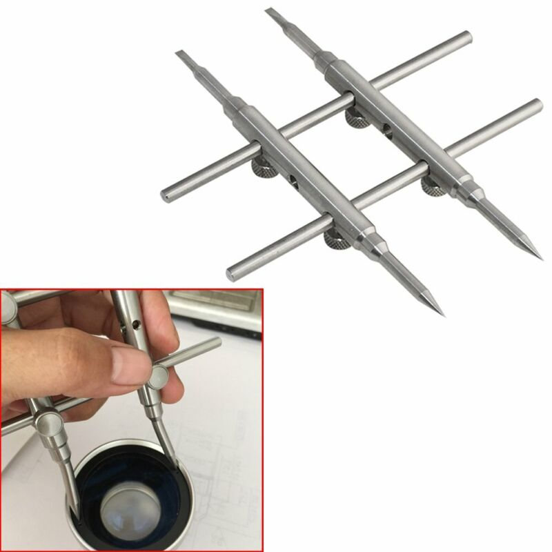 NEW Pro Spanner Wrench For Camera Lens Repair Opening Open Tool Stainless Steel