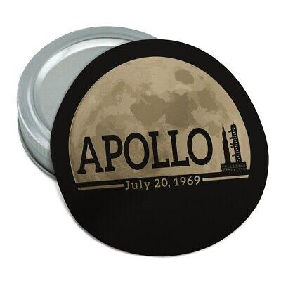 NASA Apollo 11 Moon with Saturn V Rubber Non-Slip Jar Grippe