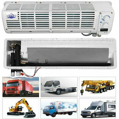 Universal Hanging Air Conditioner Fan For Caravan Bus Truck Evaporator 24V
