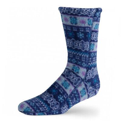 Acorn Versafit Sock Icelandic Blue Unisex Socks Size MD