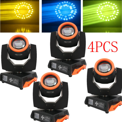 Stage lighting 7R Sharpy 230W Moving Head Beam Light 16+8 prims fo dj party 4PCS