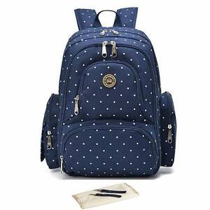 Backpack Nappy Bag mix functionality with beautiful bag designs