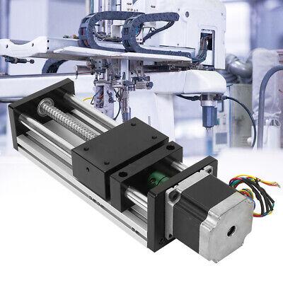 SCS8UU 8mm Linear motion slide units bearing block Al Rail guide shaft S4M1