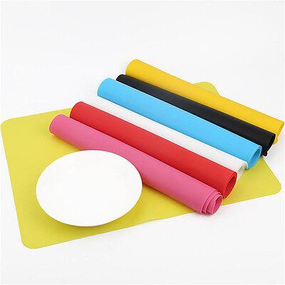 Silikon Tisch Matte Pad Liner Platz wasserdicht Anti Rutsch Stick Protector Silikon-liner
