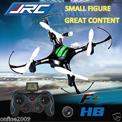 JJRC H8 Mini RC Drone Quadcopter 6 Axis Gyro 2.4G 4CH RTF Headless Helicopter