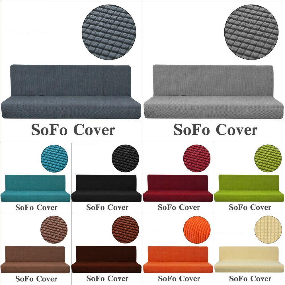 Waterproof Stretch Sofa Bed Cover Full