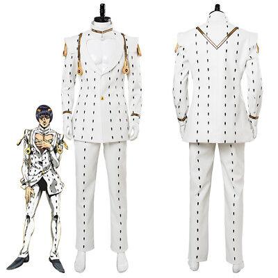 Cosplay JoJo's Bizarre Adventure Bruno Bucciarat Costume Outfit Halloween Suit - Bruno Outfit