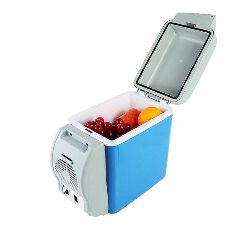 Portable Travel Car Freezer Electric Fridge Refrigerator 7.5L Cooler 12V