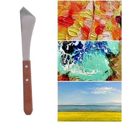 Stainless Palette Knife Scraper Spatula for Artist Oil Painting Supplies