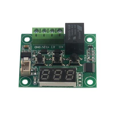 W1209 Waterproof Dc 12v Digital Temperature Control Portable Mini Led Thermostat