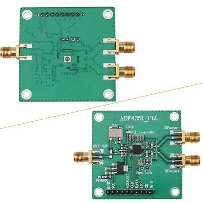 Adf4351 Pll Rf Signal Source Frequency Synthesizer Development Board 35m-4.4ghz