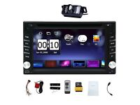 2 Din DVD Player Car Stereo Radio Multimedia