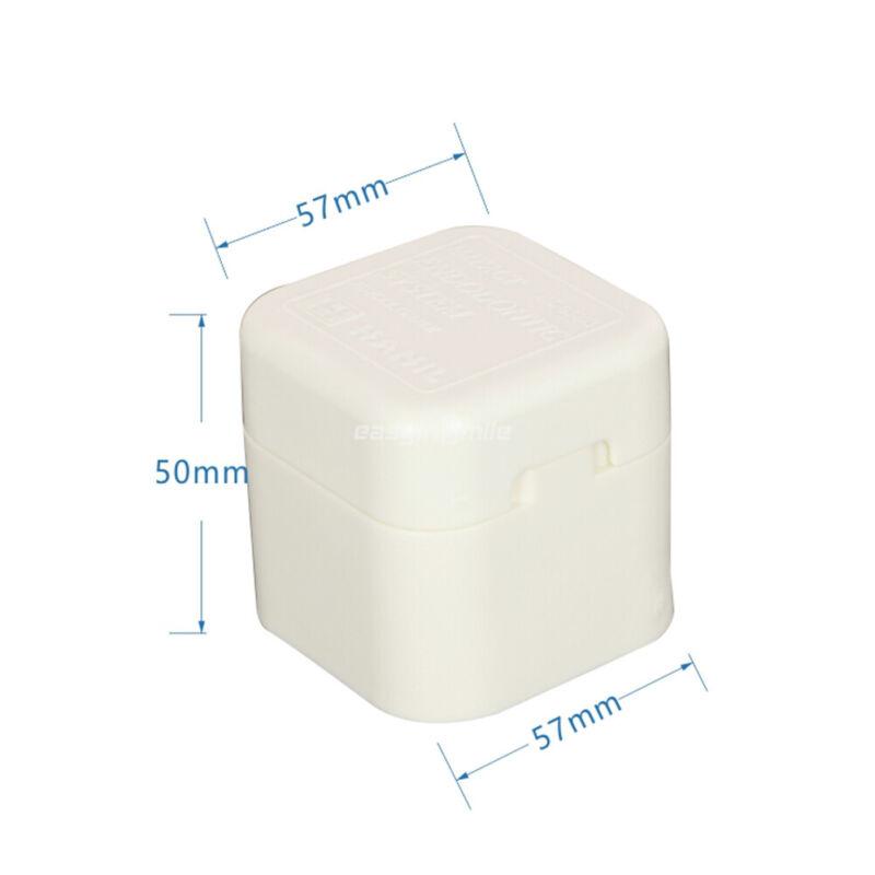 1Pc EASYINSMILE Dental Cotton Sheets Holder Sterile Case Gauze Sponge Dispenser