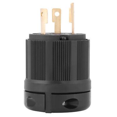 Nema L5-30 30a 125v 3 Wire Twist Lock Electrical L5-30p 30amp Plug Connector Stw