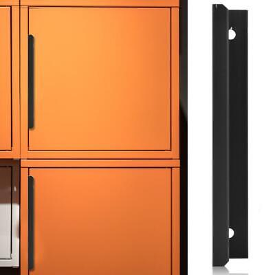 Contemporary Metal Cabinet (Modern Kitchen Cabinet Furniture Handle Finger Pull Contemporary Metal Edge Pull )