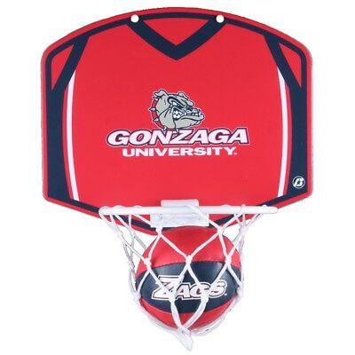 Gonzaga Bulldogs Mini Basketball And Hoop Set