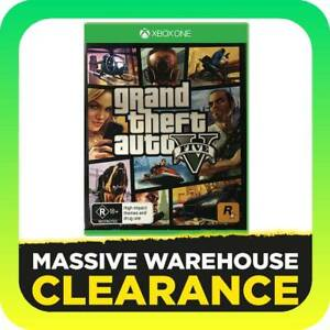 Grand Theft Auto V  (XB1, XBO, Xbox One) Tullamarine Hume Area Preview