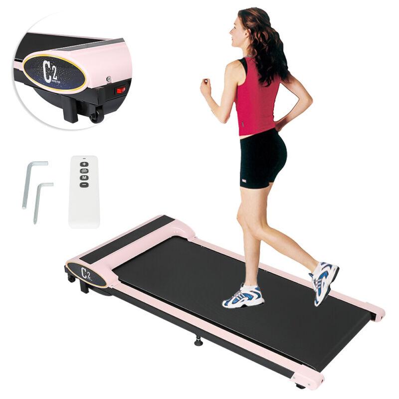 Treadmill under Desk Fitness Fat Burning Running Walking with Remote Control