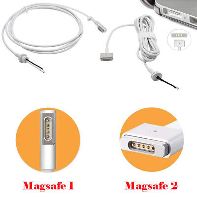 Magsafe Ac Power Adapter (AC 85W Power Adapter charger Magsafe1 2 for Apple MacBook Pro 15 17