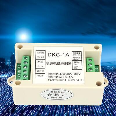 Dkc-1a Stepper Motor Controller Pulse Generator Speed Regulator Potentiometer
