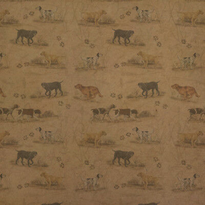 Hunting Hunter Dog Breeds Lab Retriever Kraft Roll Gift Wrap Wrapping Paper