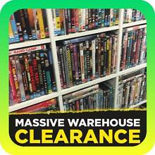 MASSIVE DVD SALE!!! ***$2 EACH*** Tullamarine Hume Area Preview