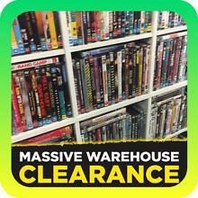 MASSIVE DVD SALE!!! ***$2 EACH*** Tullamarine Hume Area Preview