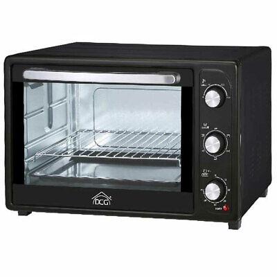 74,90 € per Forno Elettrico Ventilato 45 Litri 2000w Con Timer E Spia Luminosa Dcg Mb9845n  su eBay.it