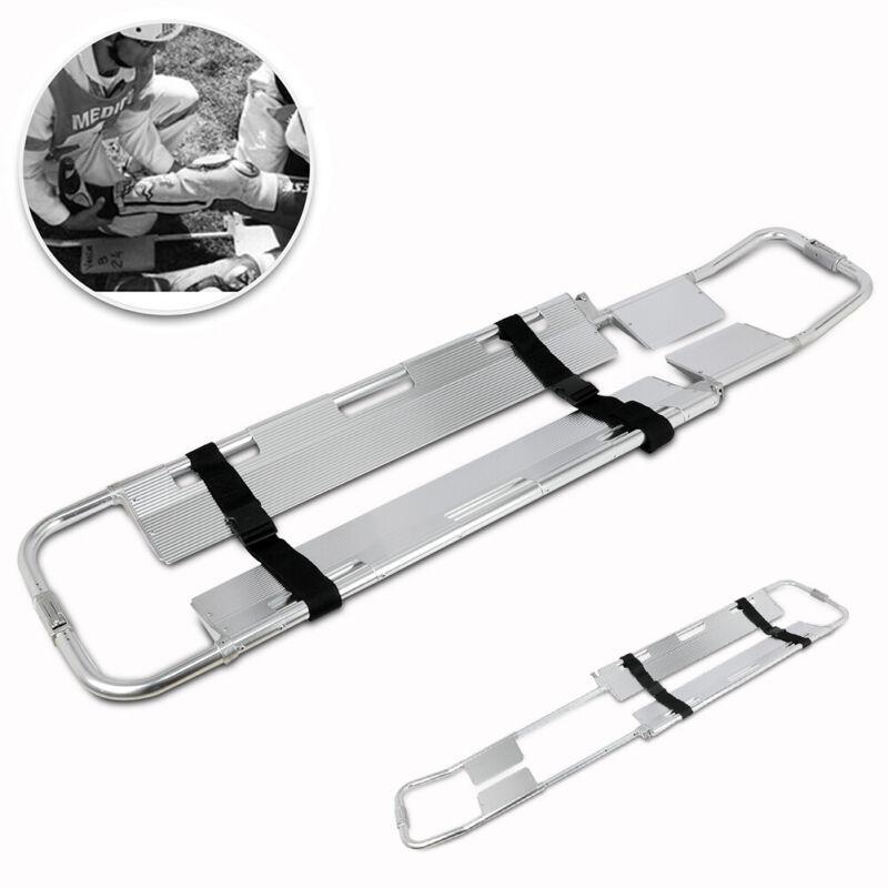 EMT Backboard Spine Board Stretcher Immobilization Kit Scoop Stretcher NEW