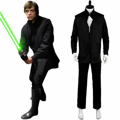 Star Wars Luke Skywalker Return of the Jedi Cosplay Kostüms Karneval Outfit