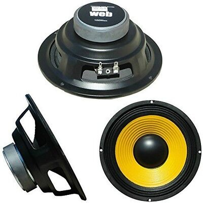 MEDIO BASSO WOOFER WEB W-064 16,50 CM 165 MM 6,5