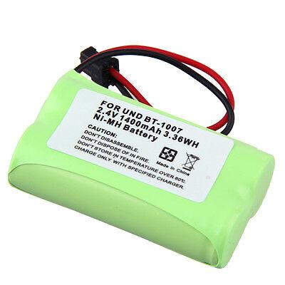 2.4V 1600mAh Home Phone BT-1007 Battery For Uniden DECT 6.0 Models BBTY0624001