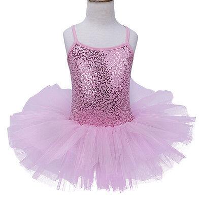 Детский танцевальный купальник Girl Gymnastics Ballet