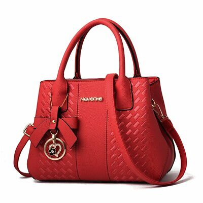 Purses and Handbags for Women Fashion Ladies PU Leather Shoulder Tote Bags