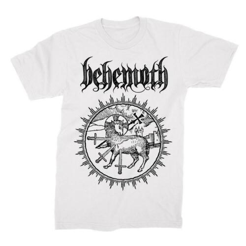 Authentic Behemoth Band The Satanist Album Cover Art T-Shirt S M L XL 2XL NEW