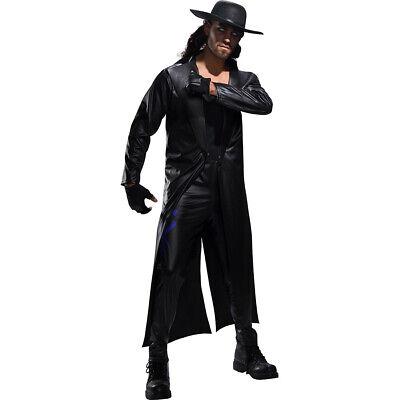 Undertaker WWE-WRESTLING-KOSTÜM 2019 NEU Halloween The Costume Karneval - Wrestling Kostüme