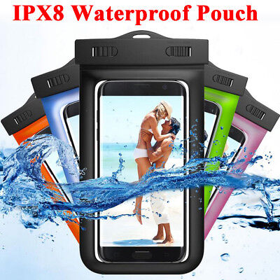 Swimming Waterproof Underwater Pouch Bag Pack Dry Case for iPhone Cell Phone LG Lg Cell Phone
