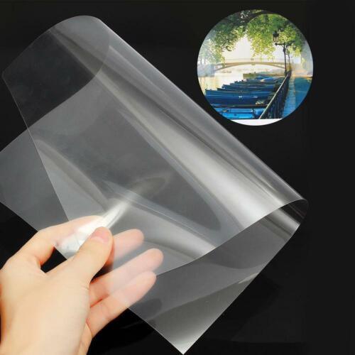 10pcs A4 Inkjet &Laser Printing Transparency Film Photograph