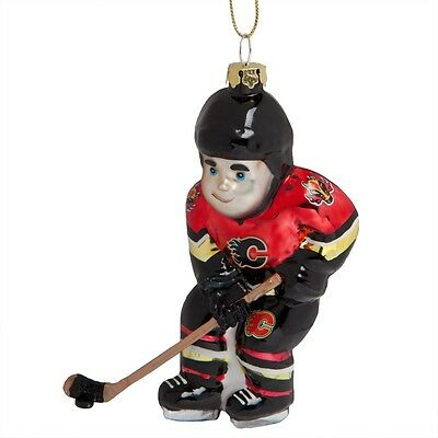 Calgary Flames - Hockey Player Christmas Ornament](Hockey Players Halloween)