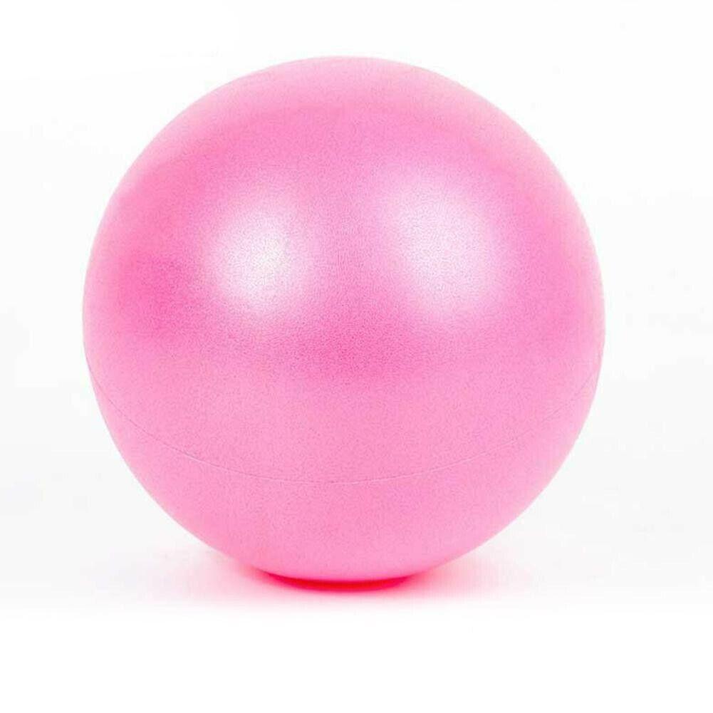 Exercise Ball 9 Inch for Yoga, Balance, Fitness