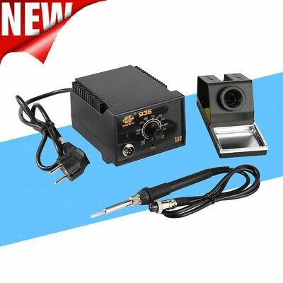 110v 60w 936 Power Iron Kit Frequency Change Desolder Welding Soldering Station